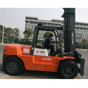 Forklift 5 ton forklift for Heli, CPCD50, with air condition from Evangel Industrial (Shanghai) Co., Ltd.