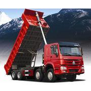 336HP 6*4 dump truck