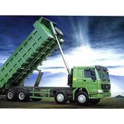10-wheeler 30 ton 6x4 mining truck