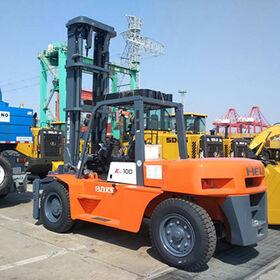 16-ton forklift, New diesel forklift for Heli, 14/15/16 tons from Evangel Industrial (Shanghai) Co., Ltd.