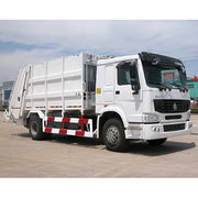 China 3 Ton Compactor Garbage Truck for Dongfeng