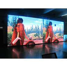 P4.81 Indoor Rental LED Video Wall