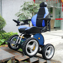 China Stair Climbing Electric Wheelchair