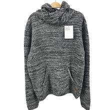 China Ladies round neck Bone wave knitted pullover