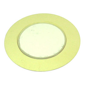 31 mm Piezo Ceramic Buzzer with 1.7kHz resonant frequency, Thin type from Wealthland (Audio) Limited