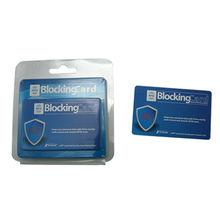 China HF RFID blocking sleeve credit card protector
