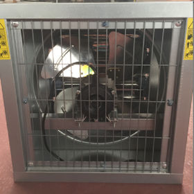China Ventilator, Frequency Conversion High-pressure Humidification Cooling Machine, the Cooling Effect