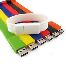 China Bracelet USB flash drive