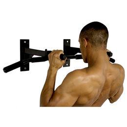 China Iron Gym Wall-mounted Pull Up Chin Up Bar