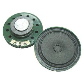 Hong Kong SAR 40mm Mylar Speaker with 8 Ω Impedance