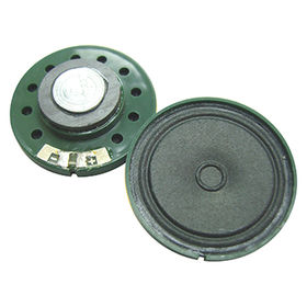 40mm Mylar Speaker with 8 Ω Impedance from Wealthland (Audio) Limited