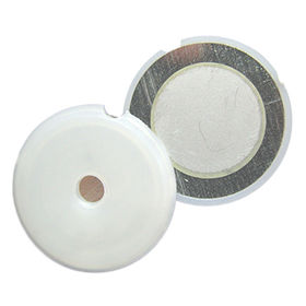 Piezo Ceramic Buzzer (With Housing) with 6.5 kHz resonant frequency from Wealthland (Audio) Limited