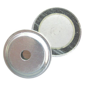 Hong Kong SAR Piezo Ceramic Buzzer (With Housing) with 6.5 KHz resonant frequency