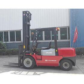 Diesel Forklift, Truck 4-ton CPCD40 Forklift Parts from Evangel Industrial (Shanghai) Co., Ltd.