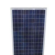 China 100w polycrystalline solar panels solar modules poly solar cell battery