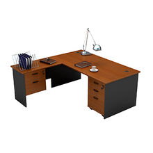China Wooden Office Desk, Luxury Computer Table/Executive Table for Workstation