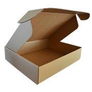 China Foldable corrugated brown paper boxes, paper carton box