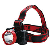 China 3W Rechargeable LED Headlight with lithium battery