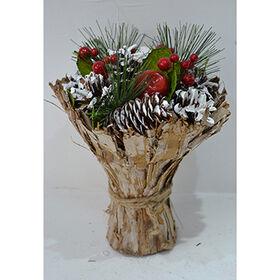 christmas flower pots ceramic manufacturer