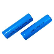 China 18650 Lithium-ion Cylinder Battery Pack with 3.7V Voltage and 2600mAh Capacity