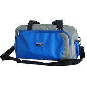 China Duffel Bag with Shoulder Strap, Closed by Zipper, Made of 70D Nylon