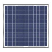 50w polycrystalline solar panels solar modules poly solar cell battery from TCI Ecology & New Energy Tech Co. Ltd