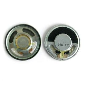 Phonic Mylar Speaker with 1.0W Power Rating and Impedance of 16 Ohms from Xiamen Honch Industrial Suppliers Co. Ltd