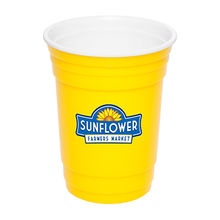 China 3D printing plastic cup, can be customized