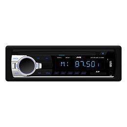 China Hi-Fi Single Din Car DVD/CD Player