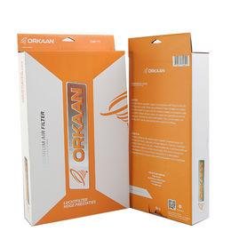 China Small carton box corrugated kraft paper box