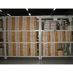 China Angle steel shelving