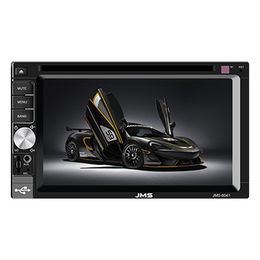 China 2-in-1 Din Car DVD Players with Mirror Link Function