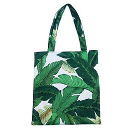 China Canvas/polyester beach bag