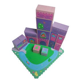 China EVA foam building blocks