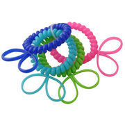 China Spiral pony-o with loop decoration