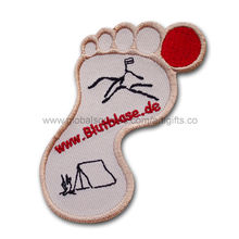 Embroidered Fabric Patches Manufacturer