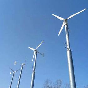 China 3kW G wind generator turbine