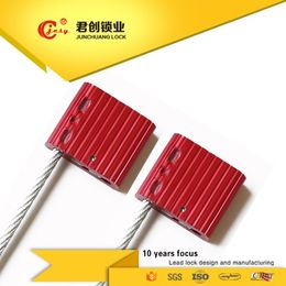 Wholesale 1.5mm cable seal tag high quality pull tight, 1.5mm cable seal tag high quality pull tight Wholesalers