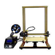 Creality 3D cr-10 super printing size 300*300*400 3D printer, DIY 3D machine