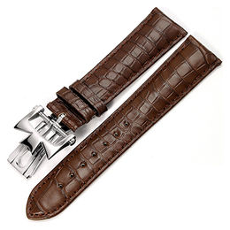China Watch strap leather for men's smart watch