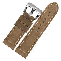 China Genuine leather watch strap