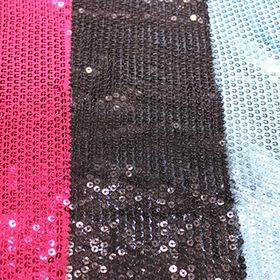 Sequin wholesale fabric