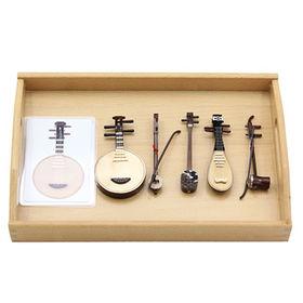 Chinese Instruments Set