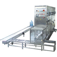 Filling & Capping Machine for Pure Water, with 120BPH Output