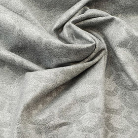 Wicking Embossed Jersey Fleece Fabric in 84% Poly and 16% Spandex from Lee Yaw Textile Co Ltd