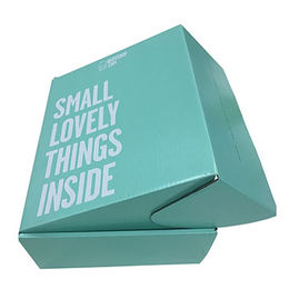 China New design printing customized color corrugated paper box for shipping with free sample
