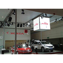 China P3 Indoor HD Flexible Display Screen LED for Stage Background, Conference, Events