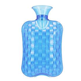 China 2000ml Hot Water Bottles, Made of PVC