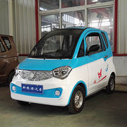 China Low speed electric car, 3 passengers, left and right hand-drive