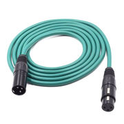 10ft Male to Female Microphone XLR Cable from Changzhou Sun-Rise Electronic Co.Ltd